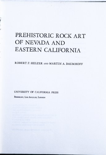 9780520029118: Prehistoric Rock Art
