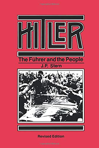 9780520029521: Hitler: The Führer and the People