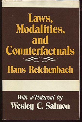 9780520029668: Laws, Modalities, and Counterfactuals/Original Title