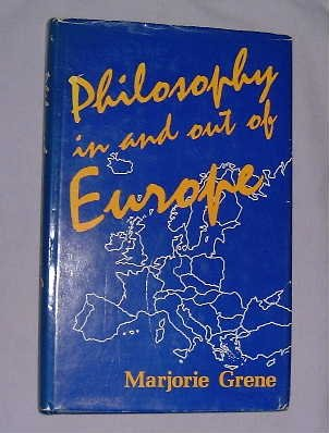 9780520031210: Philosophy in and Out of Europe