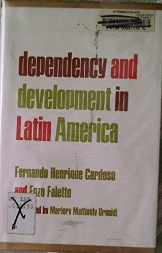 9780520031937: Dependency and Development in Latin America