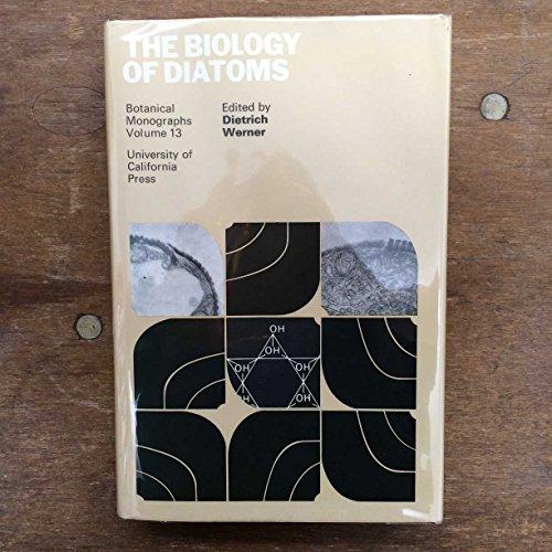 9780520034006: The Biology of Diatoms (Botanical Monographs)