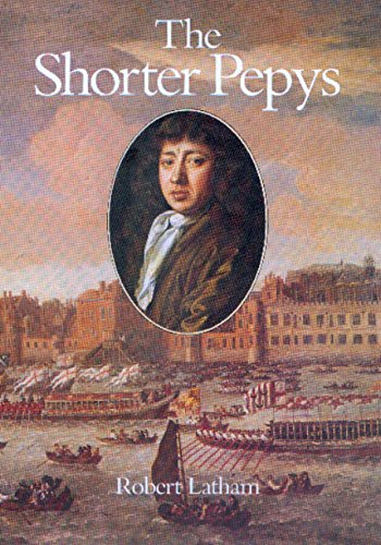 9780520034266: The Shorter Pepys