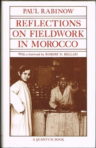 9780520034501: Reflections on Fieldwork in Morocco (Quantum books)
