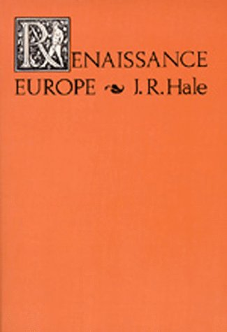 9780520034716: Renaissance Europe: The Individual and Society, 1480-1520 (Campus paperbacks)