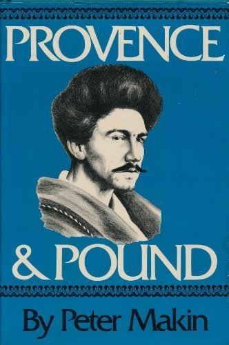 9780520034884: Provence and Pound