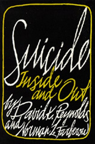 9780520035065: Suicide: Inside and Out