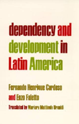 9780520035270: Dependency and Development in Latin America