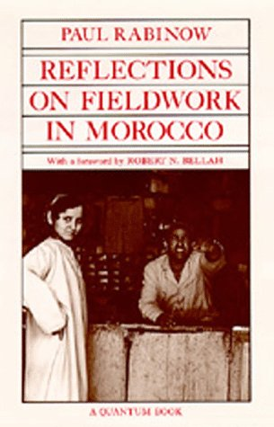 9780520035294: Reflections on Fieldwork in Morocco (Quantum Books)