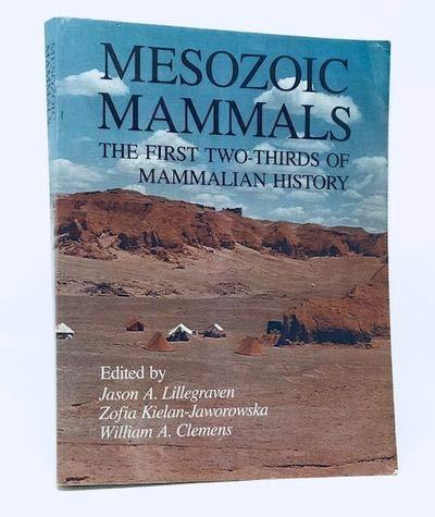 9780520035829: Mesozoic Mammals: The First Two Thirds of Mammalian History
