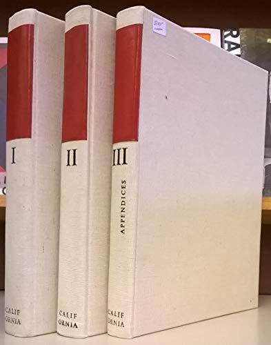 Plan of St. Gall. 3 Vols.: Horn, Walter,; Born, Ernest