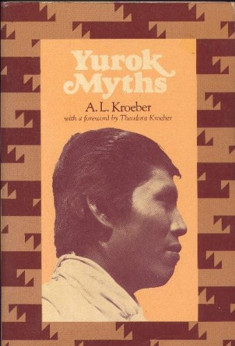 9780520036390: Yurok Myths