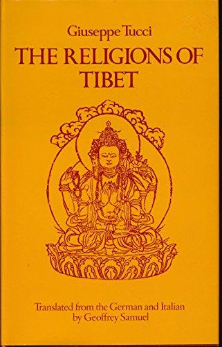 The Religions of Tibet: Giuseppe Tucci