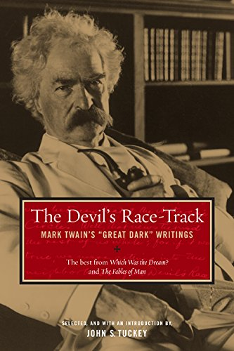 9780520038936: Devil's Racetrack: Mark Twain's Great Dark Writings : The Best from Which Was the Dream and Fables of Man