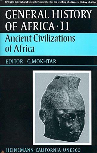 9780520039131: UNESCO General History of Africa, Vol. II: Ancient Africa