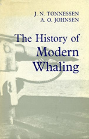 9780520039735: The History of Modern Whaling