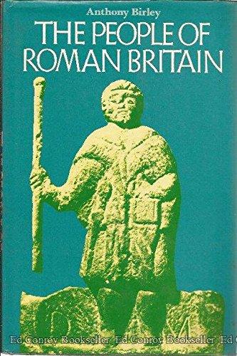 PEOPLE OF ROMAN BRITAIN: Birley, Anthony Richard