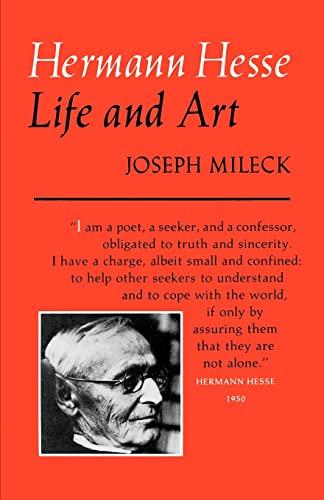 9780520041523: Hermann Hesse: Life and Art