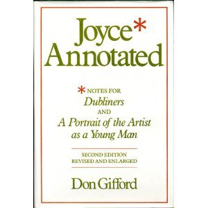 9780520041899: Joyce Annotated: Notes for