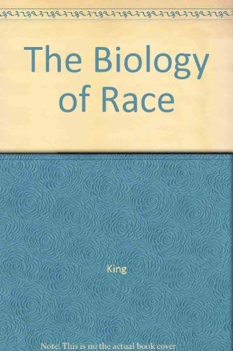 9780520042230: The Biology of Race