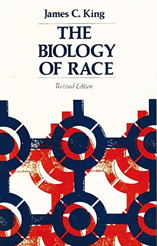 9780520042247: The Biology of Race, Revised edition