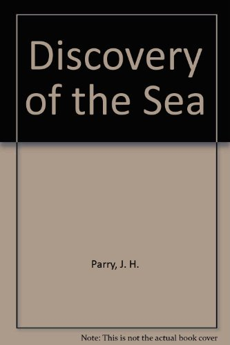 9780520042360: Discovery of the Sea