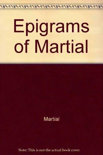 9780520042407: Epigrams of Martial