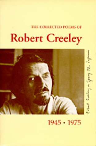 9780520042445: Collected Poems of Robert Creeley, 1945-1975