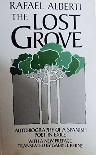 9780520042650: The Lost Grove