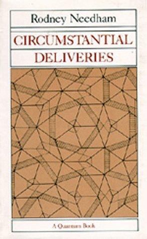 9780520043893: Circumstantial Deliveries (Quantum Books)