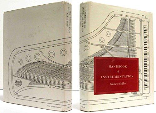 9780520044234: Handbook of Instrumentation