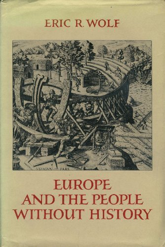 9780520044593: Europe and the People Without History