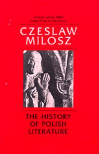 9780520044777: The History of Polish Literature, Updated Edition