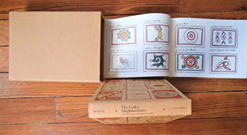 The Book of the Life of the Ancient Mexicans (Facsimile) & The Codex Magliabechiano (Notes &amp...