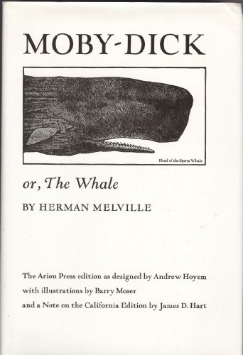 Moby Dick; or, The Whale, Deluxe edition: Melville, Herman