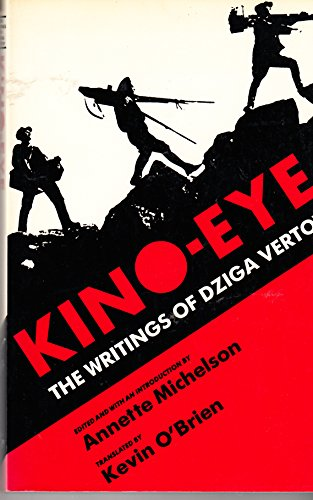 9780520047600: Kino-Eye - The Writings Of Dziga Vertov [Paperback] by Michelson, Annette