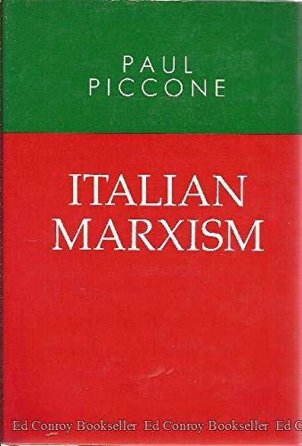 9780520047983: Italian Marxism