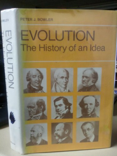 9780520048805: Evolution: The History of an Idea