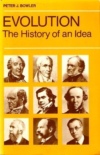 9780520048904: Evolution: The History of an Idea