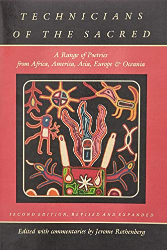 9780520049123: Technicians of the Sacred: A Range of Poetries from Africa, America, Asia, Europe and Oceania