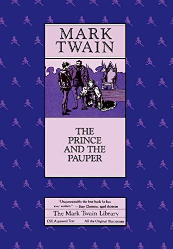 The Prince and the Pauper (Mark Twain: Mark Twain