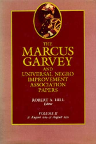 9780520050914: The Marcus Garvey and Universal Negro Improvement Association Papers, Vol. II: August 1919-August 1920
