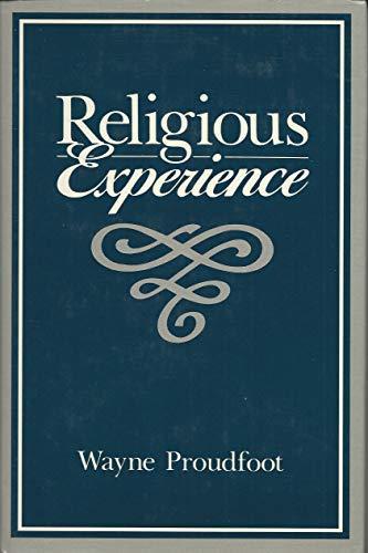 9780520051430: Religious Experience