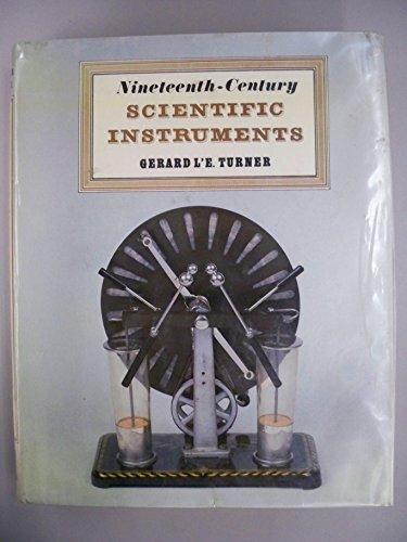 9780520051607: Nineteenth-Century Scientific Instruments