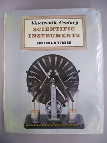 9780520051607: Nineteenth-Century Scientific Instruments