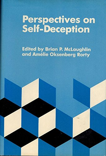 Perspectives on self-deception (Topics in philosophy)