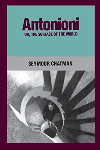 9780520053410: Antonioni, or, The Surface of the World