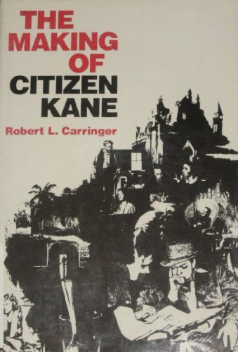 9780520053670: Making of Citizen Kane, The