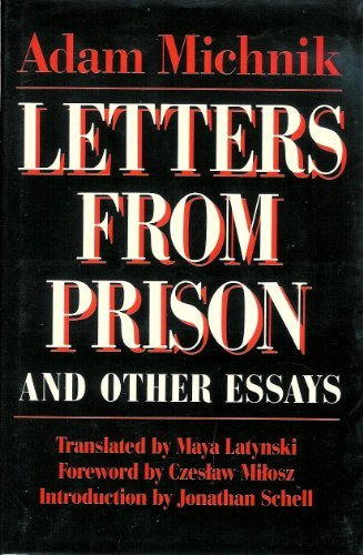 9780520053717: Letters from Prison and Other Essays (Studies in Society and Culture in East-Central Europe)