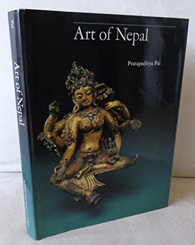 9780520054066: Art of Nepal: A catalogue of the Los Angeles County Museum of Art collection